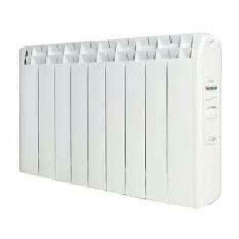 Calorificateur thermosife're a' radiateur e'lectrique avec thermostat 990w alejandria an-9