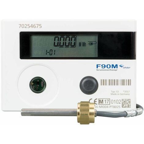 Calorimètre F90M3-A Qp2,5 systèmeAllmess taxe d'étalonnage comprise