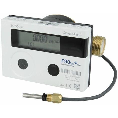 Calorimètre solaire 0,6 Qp F90S