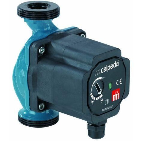 CALPEDA NCE EI 25-60/130/A circulateur chauffage chaudiere et climatisation avec variateur intégré Entraxe 130 puissance min 3 - max 42 Watt