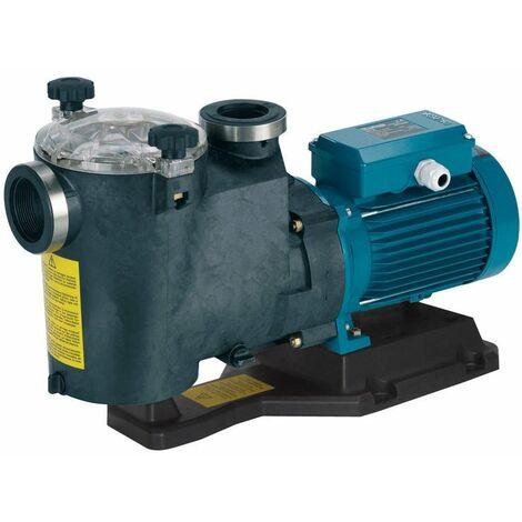 Calpeda Pompe de Circulation et Filtration pour Piscine avec à filtre MPC21m Mono 0,75Hp