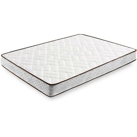 Cama Completa - Colchon Flexitex + Somier Basic + 4 Patas de 26cm