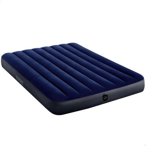 Cama hinchable Dura Beam Standard Classic Downy 137x191x25cm (Intex 64758)