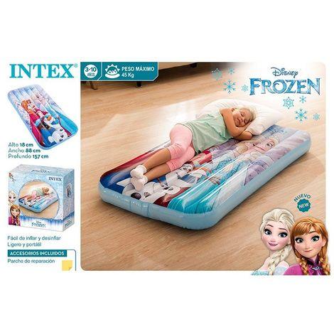 Cama niños frozen - 88 x 15 x 18 cm 48474