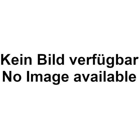 Cama para niños con Colchón - Cama Infantil - Elevada - 200x90 cm - Estructura Casa de Madera Pino - con Reja - Certificado Oeko-Tex 100 - Gris oscuro lacado mate