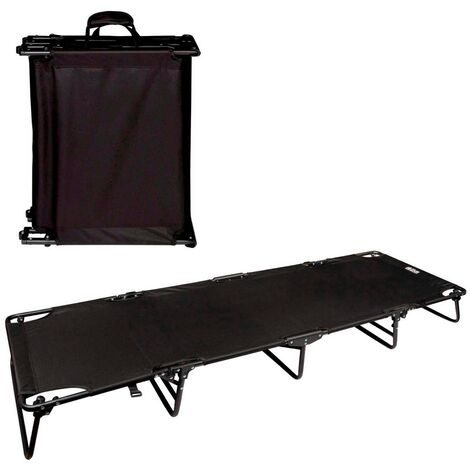 Cama plegable para camping 194x63x21 cm aktive camping