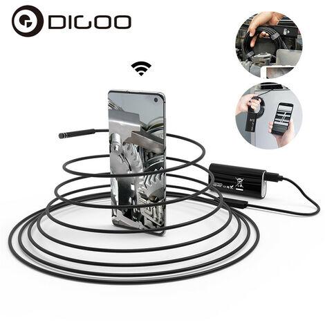 Cámara de endoscopio Wifi DIGOO DG-YPC99 5m