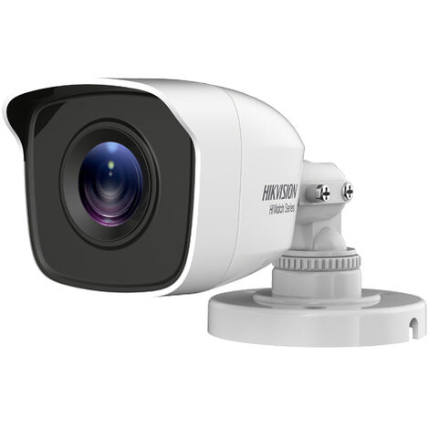 Cámara de Seguridad Compacta Objetivo 2,8mm 4in1 1080p Ir 20 metros, Apto Exteriores Ip66 Hikvision Hwt-b120-m