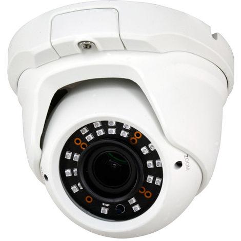 Cámara de seguridad Domo 2,7-13,5mm 2mpx Hdcvi Ip66 1080P 25fps Dm955vwfib-fhac