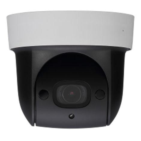 Cámara de Seguridad Ip Ptz Domo Lente Motorizada varifocal 2mpx 4x Wifi Con Microfono Grabacion en Tarjeta SD y Acceso remoto Smartphone Xs-ipsd5204swha-2p