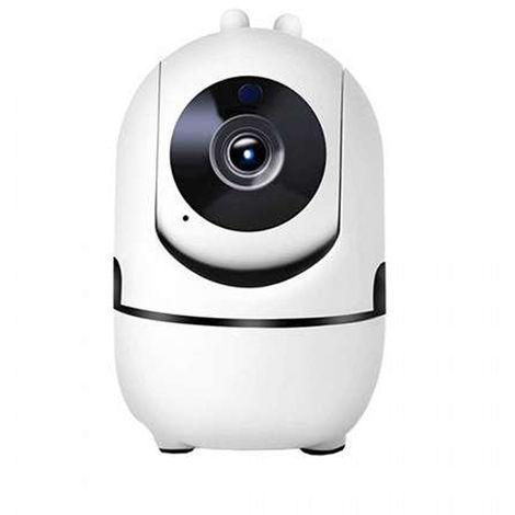 Cámara de vigilancia 1080P IP Wi-Fi con audio y micrófono