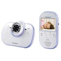 Cámara de Vigilancia Bebés TopCom Babyviewer 4100