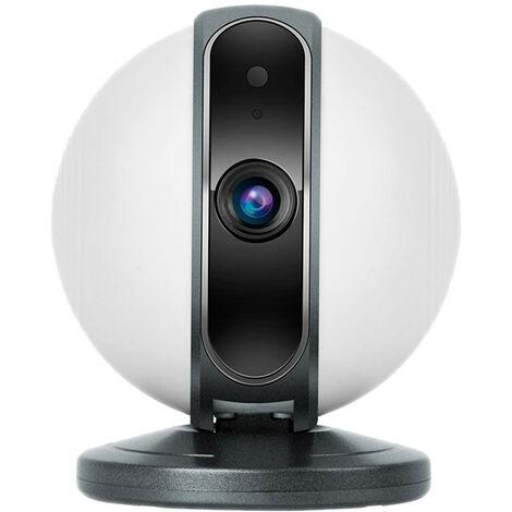 Cámara de Vigilancia WiFi Motorizada 360° vía Smartphone/APP