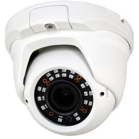 Cámara Domo 1080p ext/int 4 en 1 todas las tecnologías óptica varifocal y visión nocturna 30m