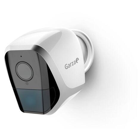 Camara exterior vigilancia IP WIFI HD 1080p GARZA SMART HOME 401364