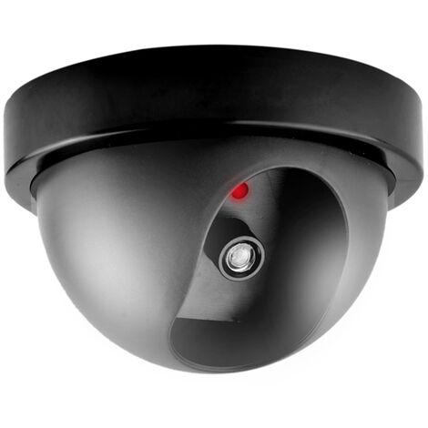 Camara falsa, camara de vigilancia CCTV de seguridad impermeable simulada