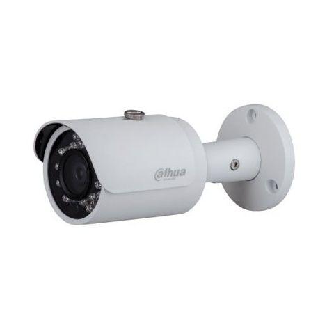 Cámara IP bullet exterior, óptica fija, 1.3Mpx, ONVIF y PoE, visión nocturna 30m