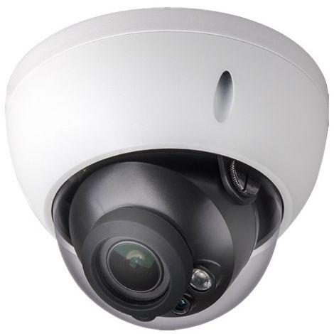 Cámara IP domo ext/int, óptica varifocal, 2Mpx, ONVIF, PoE visión nocturna 30m