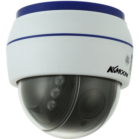 Camara IP PTZ domo inalambrica WIFI 1080P, enfoque automatico de 2.8-12 mm