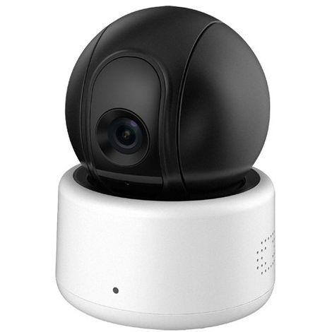 Cámara IP Wifi domo 2mpx, interior, óptica fija 3.6mm, motorizada, ONVIF y visión nocturna 10m. Audio.