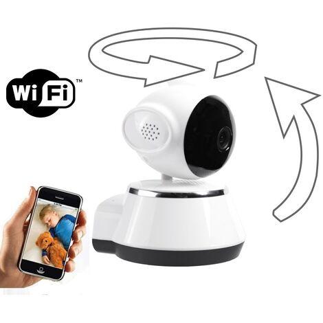 Cámara IP WIFI P2P motorizada 720P smartphone tablet
