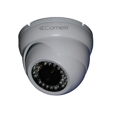 Cámara Minidomo Comelit AHD 1080P 3.6 MM IP66 AHCAM628B
