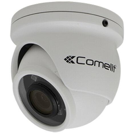 Cámara Minidomo Comelit AHD 2MP de la lente de 3.6 mm IR10M AHDCAMS02F01A