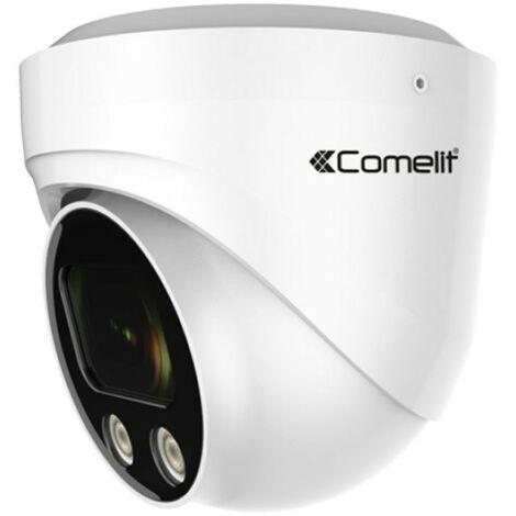Cámara Minidomo Comelit AHD 2MP lente 2.7-13mm, IR AHDCAMS02ZA