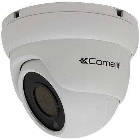 Cámara Minidomo Comelit AHD 4K lente de 2,7 13,5 mm IR30M AHDCAMS08ZA