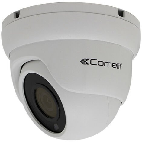 Cámara Minidomo Comelit AHD 4K lente de 3.6 mm IR20M AHDCAMS08FA