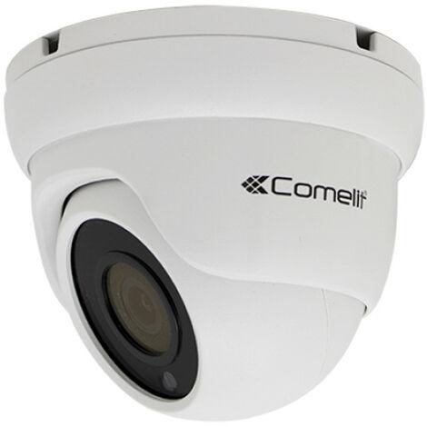 Cámara Minidomo Comelit AHD cámara de 5MP óptica de 3.6 mm AHDCAMS05FA