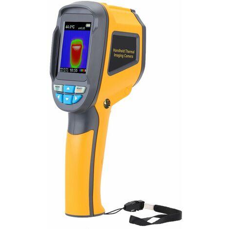 "main image of ""Camara termografica de mano profesional, termometro infrarrojo portatil"""