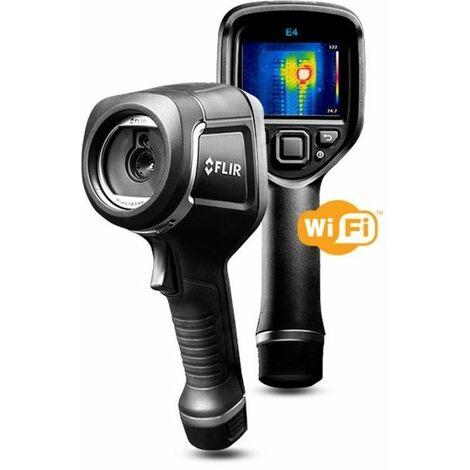 Camara termografica FLIR E4 WI-FI 80X60 pixelex, funcion MSX