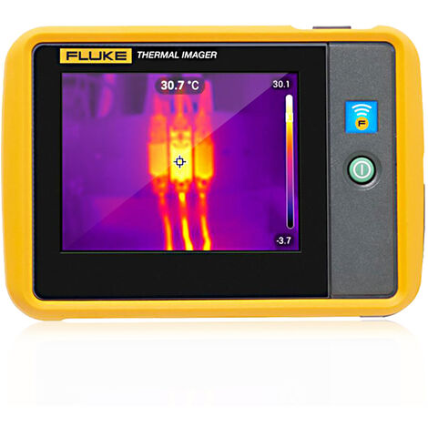 Camara termografica FLUKE, camara termografica infrarroja de bolsillo portatil PTi120
