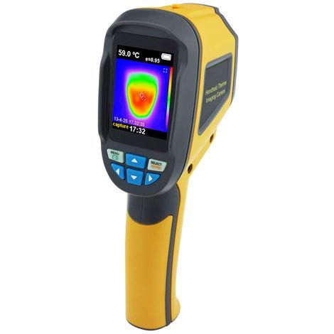 Cámara termográfica infrarroja con sensor de calor (HT-02) Sasicare