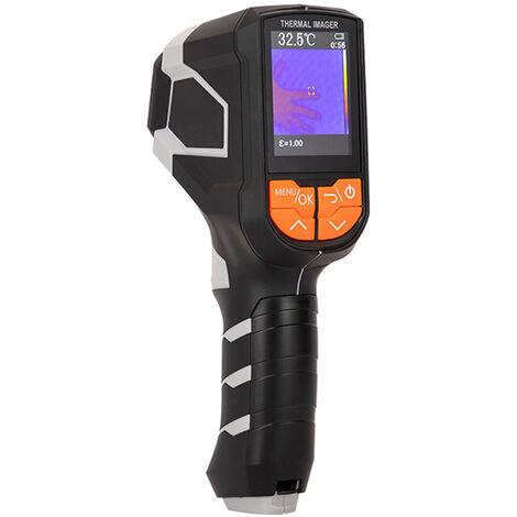 Camara termografica infrarroja de mano con pantalla LCD de 2,4 pulgadas, rango de medicion de -20 ~ 1000 ¡æ