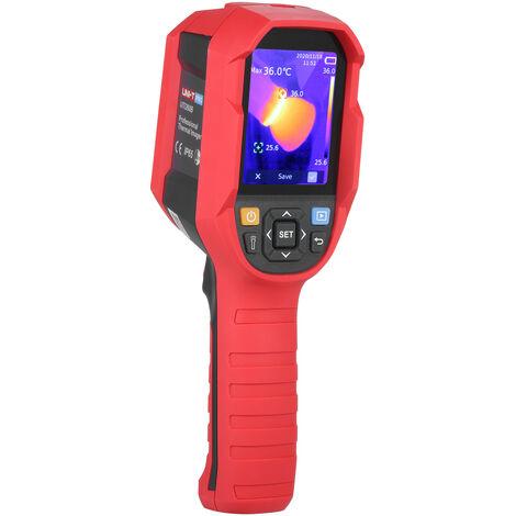 Camara termografica profesional UNI-T UNI-T, rango de temperatura de 5 ~ 1022 ¨H (-15 ~ 550 ¡æ)