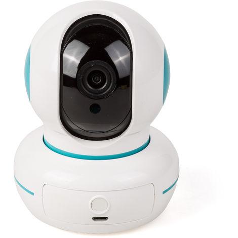 """main image of """"Cámara Videovigilancia 1080p Compatible Tuya - Dia/Noche - Detector Movimiento -Audio - Seguimiento Automático (TV-268ZD-1MP)"""""""