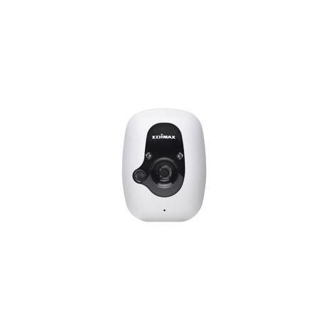 Camara vigilancia portatil edimax interiores audio