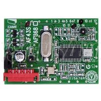 CAME 001AF43S AUTOMATION GATE frequency plug-in radio card 433,92Mhz