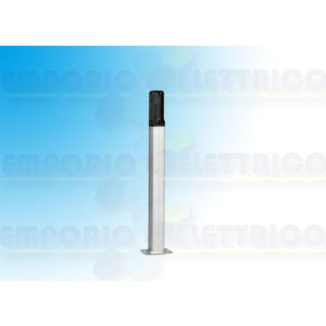 came anodized pvc post h=0,5 mt 001dir-cg dir-cg