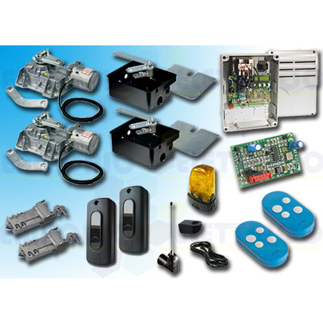 came automation kit frog-ae 230v encoder 001u1987fr u1987fr