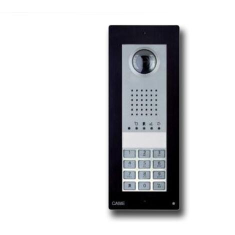 came bpt platine de rue vidéo à clavier enigma 001dc02enigma dc02enigma