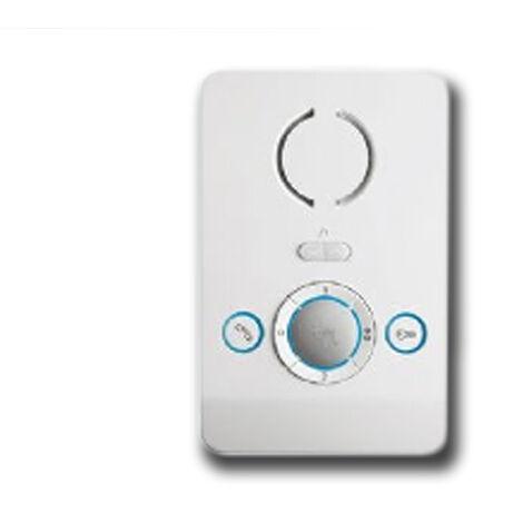 came bpt poste audio mains libres blanc bianca voce 001cs1bnc0 cs1bnc0