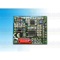 came card for decoding and access-control via keypad selectors 001r800 r800