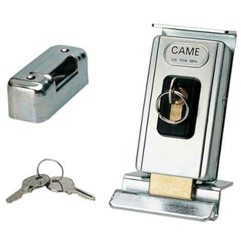 came elektroschloss mit doppelzylinder 001lock82 lock82