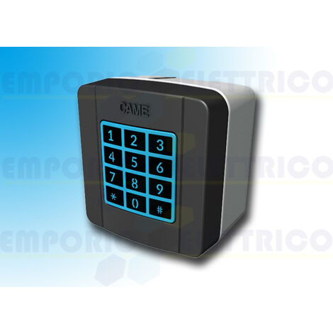 came keypad digital selector radio 433 selt1w4g 806sl-0170 (ex s9000)