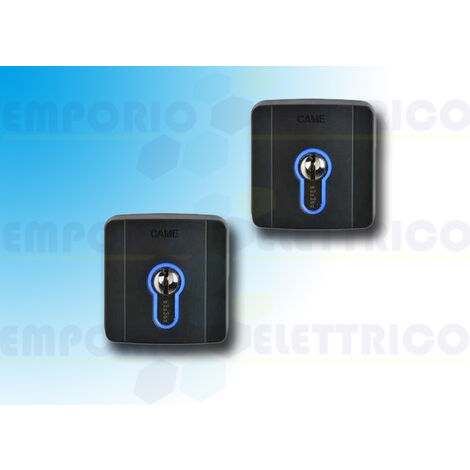 came kit 2 x external din key selector seld1k01 8k06sl-004