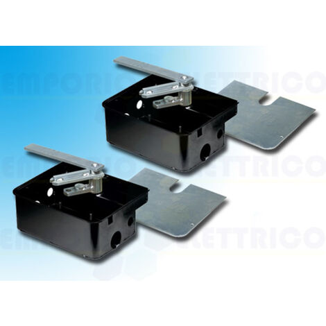 came kit 2 x steel foundation box frog-cfn kit 001u1985 u1985