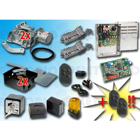 came kit automation 001frog-a frog-a 230v type 2C